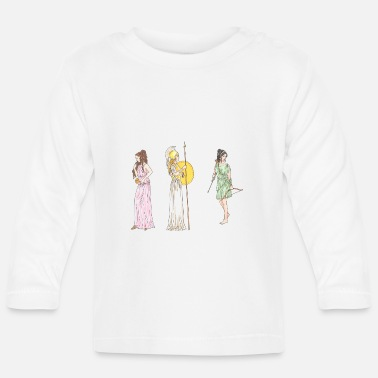 Ancient Ancient women - Baby Longsleeve Shirt