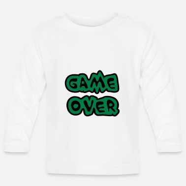 Game Over Game Over - Camiseta de manga larga bebé