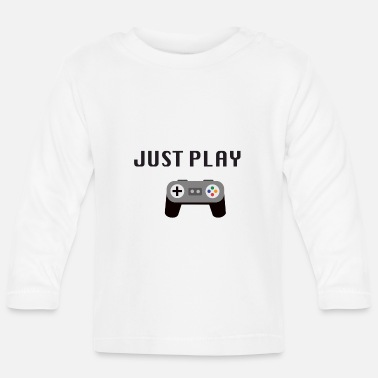 Controller JustPlay controller - Långärmad T-shirt baby