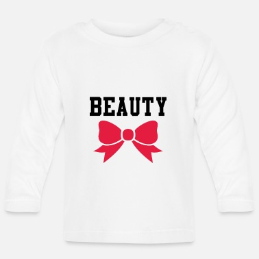 Beautiful Beauty and beauty - Baby Longsleeve Shirt