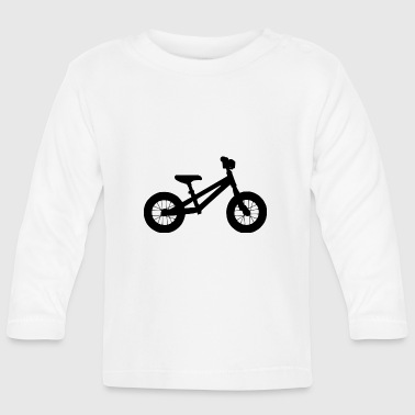 Wheel Wheel - Baby Long Sleeve T-Shirt