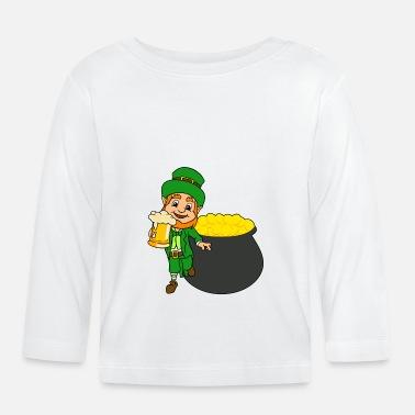 Pedir en línea Corte De Oro Camisetas de manga larga bebé | Spreadshirt