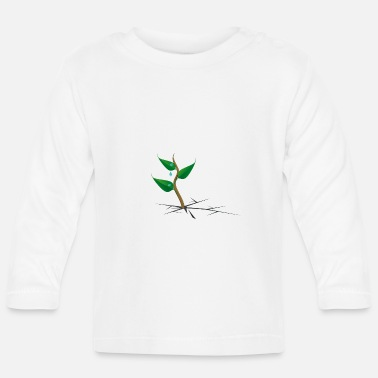 Plant Grounds plant - Baby Longsleeve Shirt