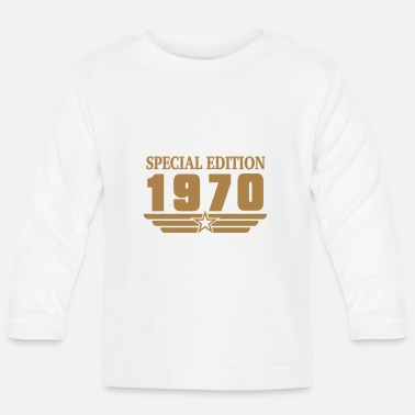 Special Forces 1970 Special Edition - Baby Longsleeve Shirt