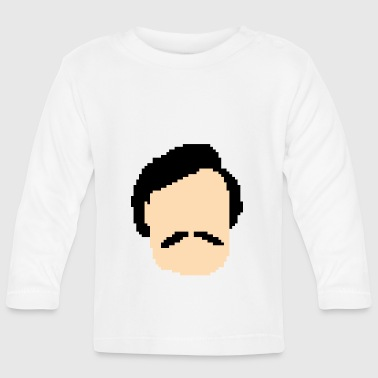 Pablo pixels - Baby Long Sleeve T-Shirt