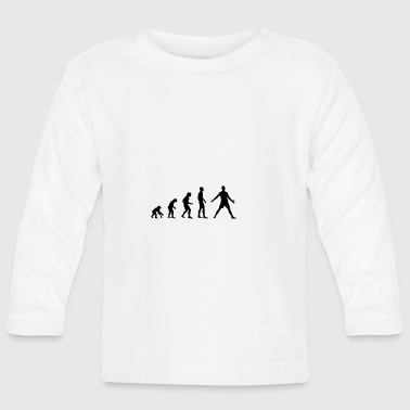 evolution - Baby Long Sleeve T-Shirt