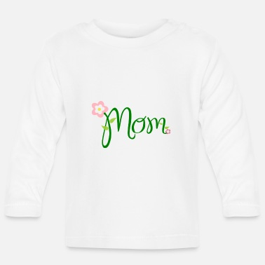 Mother's Day, Mother's Day geschenken uit het hart - Baby longsleeve