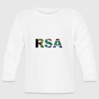 South Africa RSA Republic of South Africa South Africa Africa - Baby Long Sleeve T-Shirt