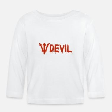 Diable Diable - Diable - T-shirt manches longues Bébé 132ca74cce9