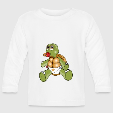 TURTLE TODDLER - Baby Long Sleeve T-Shirt