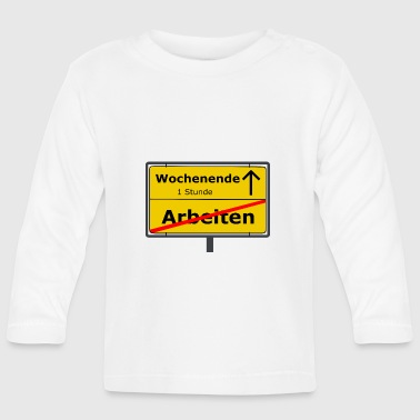 weekend - Baby Long Sleeve T-Shirt