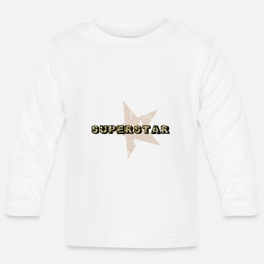 Superstar SUPERSTAR - Långärmad baby T-shirt