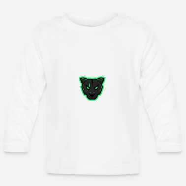 Mascotte Panther Mascotte - Baby longsleeve