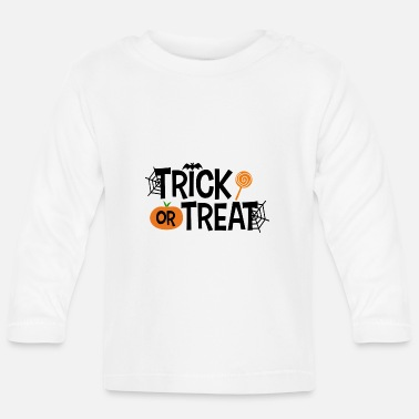 Trick Or Treat Trick or treat - Baby longsleeve