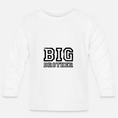 Big Big Brother Big Brother Siblings Ouders - T-shirt