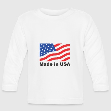 Made in USA - T-shirt manches longues Bébé