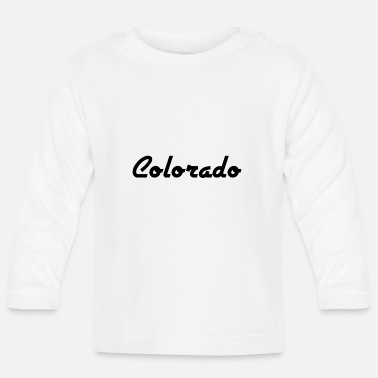 Us State Colorado - Denver - US - State - United States - Baby Longsleeve Shirt
