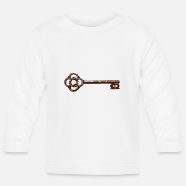 Ancient ancient key - Baby Longsleeve Shirt