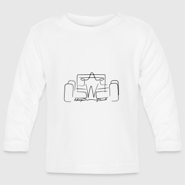 Motorsport friends - Baby Long Sleeve T-Shirt