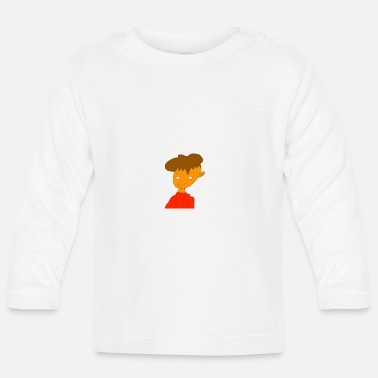 Illustration illustration - Baby Langarmshirt