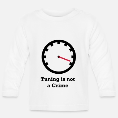 Tuning Tuning is geen Misdaad - T-shirt