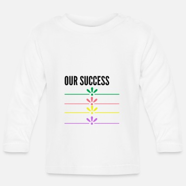 Succes ONS SUCCES - Baby longsleeve