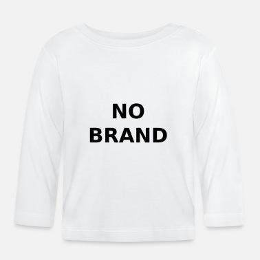 Marca SIN MARCA - Sin marca - Camiseta de manga larga bebé b6f169e51e95