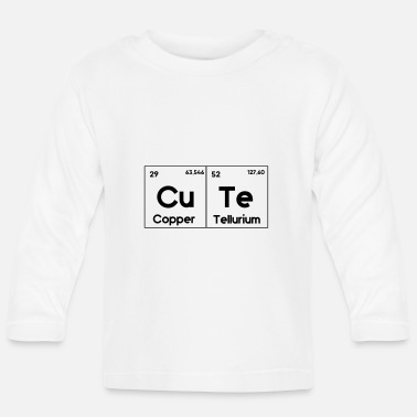 Chemistry sweet chemistry elements - Baby Longsleeve Shirt