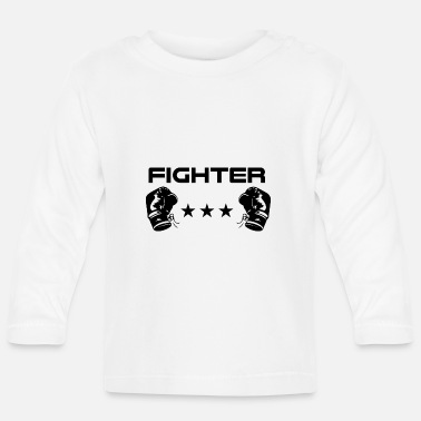 Fighter Fighter fighter - Baby Longsleeve Shirt