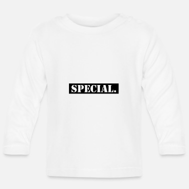 Special Special - Baby Langarmshirt