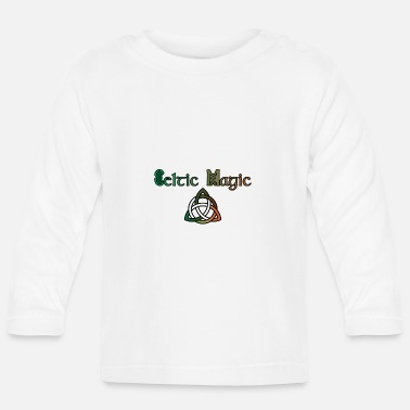 Celtic Celtic Magic - T-shirt manches longues Bébé