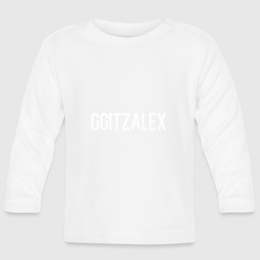 Plain white - Baby Long Sleeve T-Shirt