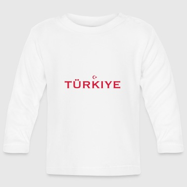 Turkey Turkey - Baby Long Sleeve T-Shirt
