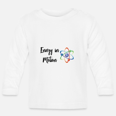 Motion Energy in motion - Baby Longsleeve Shirt