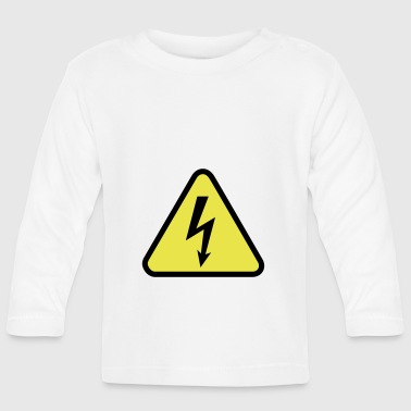 electricity - Baby Long Sleeve T-Shirt