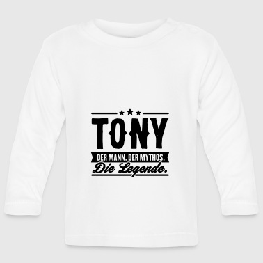 Tony Man Myth Legend Tony - T-shirt