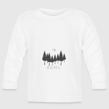 Camping Outdoors Huis - T-shirt