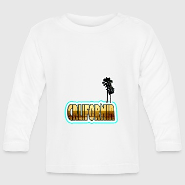 California - Camiseta manga larga bebé