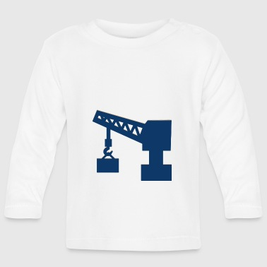 crane - Baby Long Sleeve T-Shirt