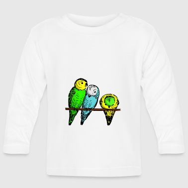 budgies - Baby Long Sleeve T-Shirt