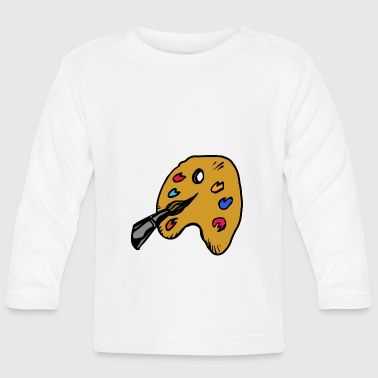 painter - Baby Long Sleeve T-Shirt