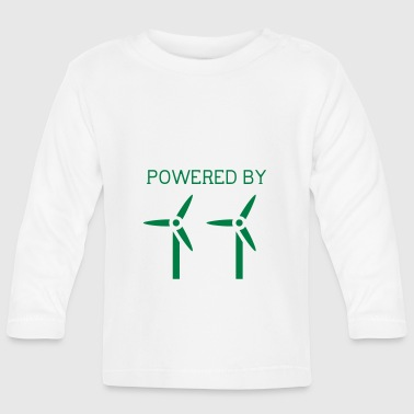 wind energy - Baby Long Sleeve T-Shirt