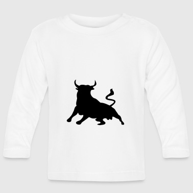 Spanish bull - Baby Long Sleeve T-Shirt