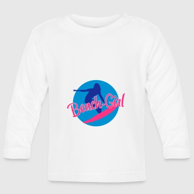 surfing - Baby Long Sleeve T-Shirt