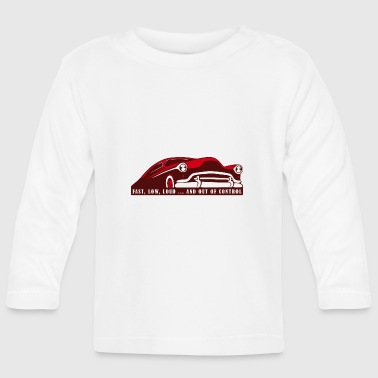 Kustom Car - Snel, Low, Loud ... And Out Of Contro - T-shirt
