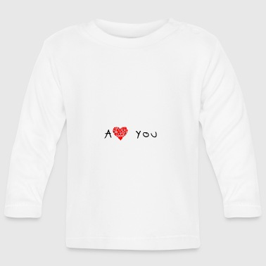 Alaaf you - Baby Langarmshirt