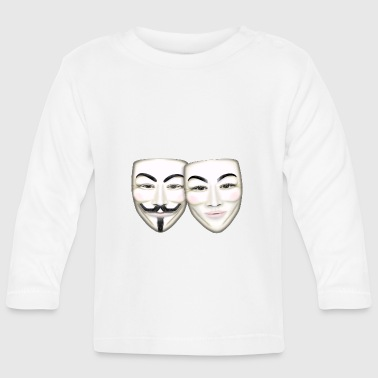 Meet the Fawkes' - Baby Long Sleeve T-Shirt