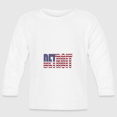 DETROIT USA - T-shirt