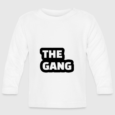 the gang - Baby Long Sleeve T-Shirt