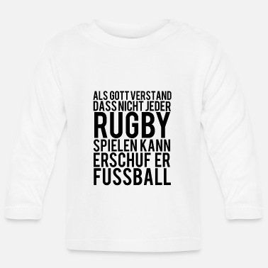 Rugby Rugby - Baby Langarmshirt